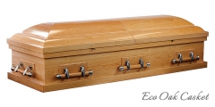 Eco Oak Casket