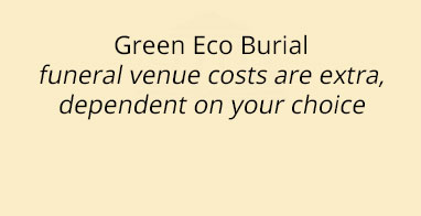 Green Eco Burial  $3530