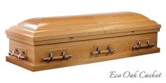 Eco Oak Casket