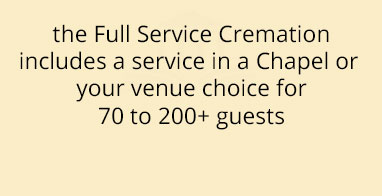 Full Cremation $4880