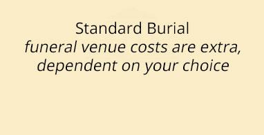 Standard Burial $3930